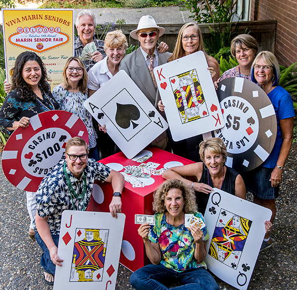 2019 Marin Senior Fair Committee
